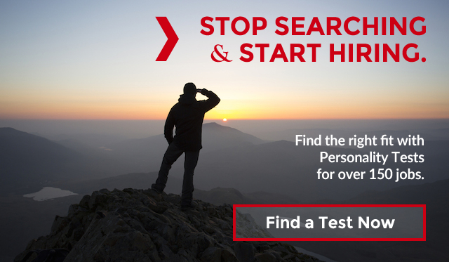Online Personality Tests from Resource Associates