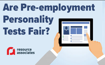 Are Pre-employment Personality Tests Fair?