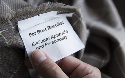 For Best Results: Blend Cognitive Aptitude Testing with Personality Assessments